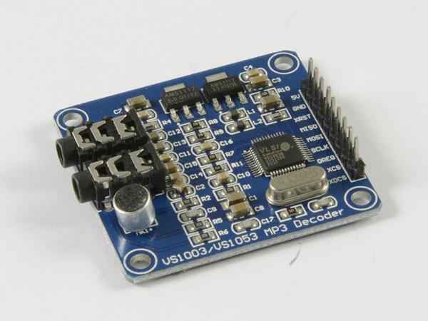 ALLNET 4duino Audio-Modul VS1003B