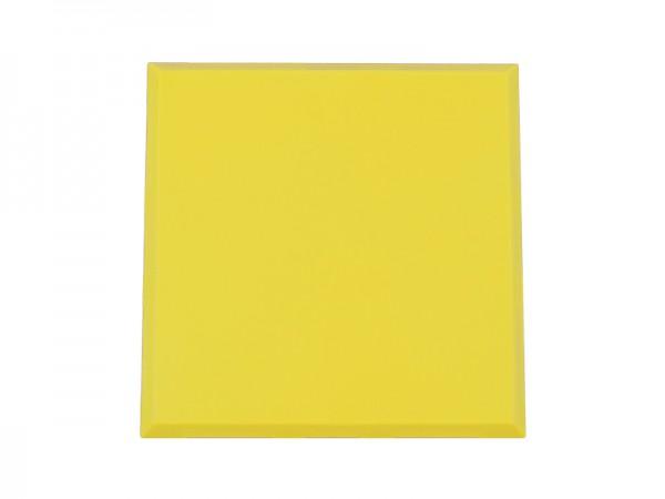 ALLNET Brick'R'knowledge Kunststoffschale 2x2 gelb oben und unten 10er Pack
