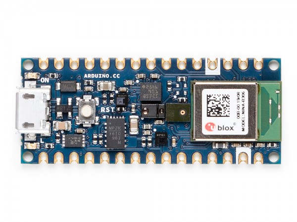 Arduino® Board Nano 33 BLE with headers
