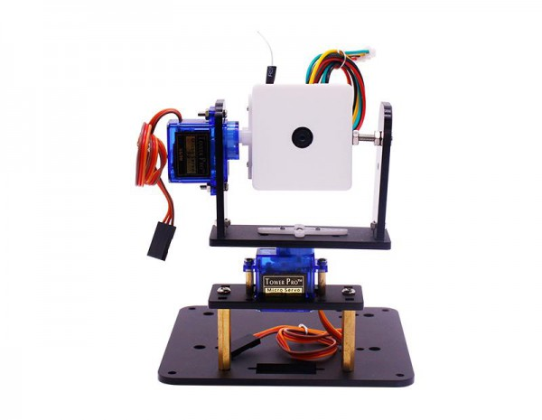 Yahboom micro:bit Camera Platform + super:bit für micro:bit (ohne micro:bit Board)