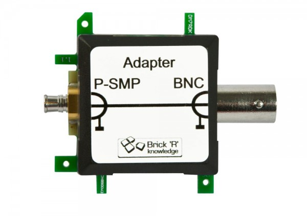ALLNET Brick'R'knowledge MHz P-SMP to BNC adapter