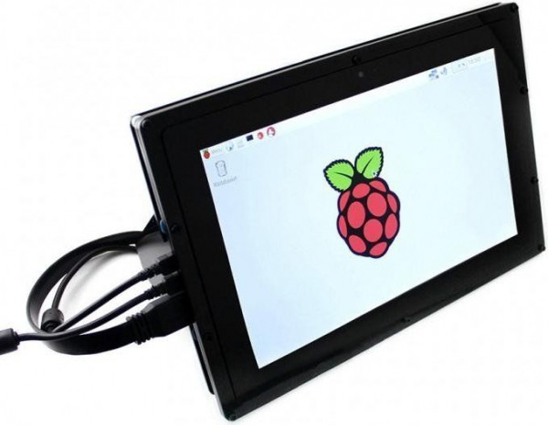 "Raspberry Pi Zubehör - Display 10"" Touch 1280x800"