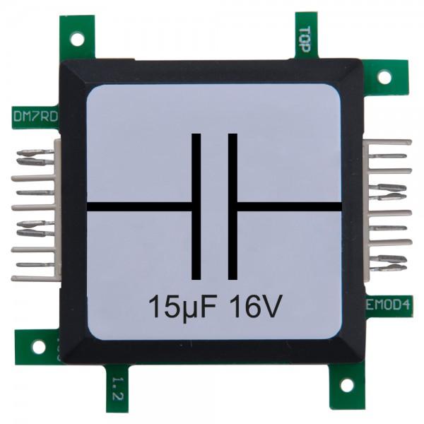 ALLNET Brick'R'knowledge Kondensator 15µF 25V