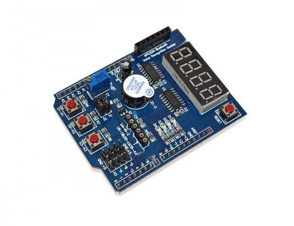 ALLNET 4duino Multifunktions-Sheeld für Arduino Uno