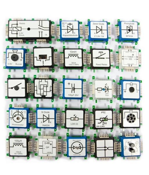 "ALLNET Brick'R'knowledge ""Advanced Set"" (English/Englisch)"
