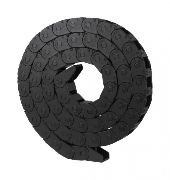 ALLNET 4duino 3D Towlines - Schleppkette für Kabel, mechanischer Schutz 10mm mit Schnellverschluss