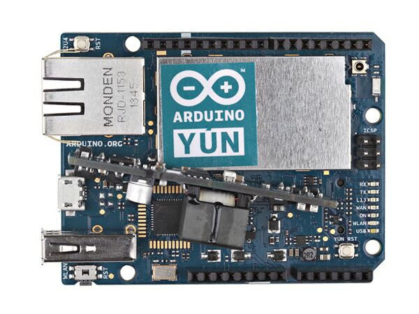 Arduino® Yun WITH PoE