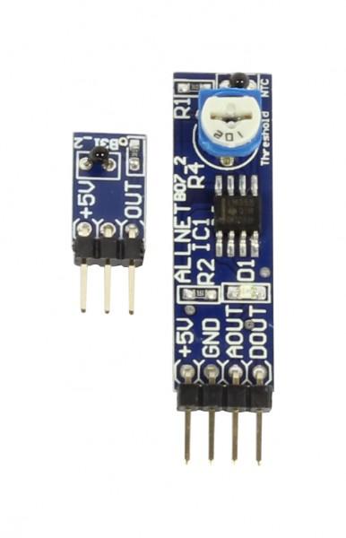 ALLNET 4duino NTC 10k Threshold TTL