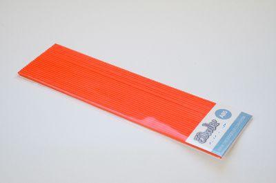 """3Doodler Create+ Filament ABS orange 24 Stück """"Highlighter Orange 24 Pack"""""""