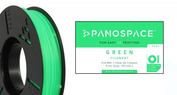 Panospace - Filament PLA green grün 1,75mm