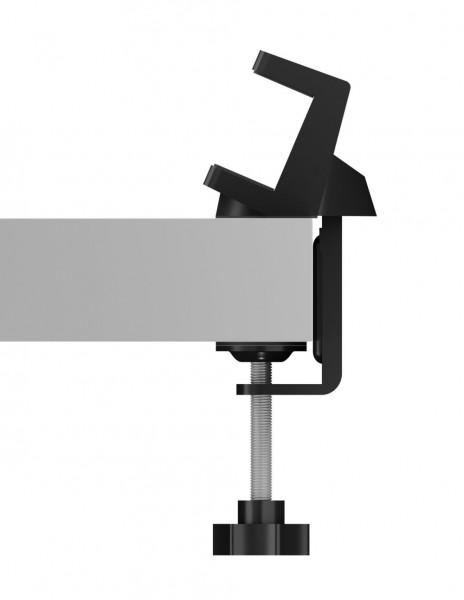 ICY Box Hub- und Steckdosenleistenhalterung mit Kabelmanagement, IB-MSA106-HH,