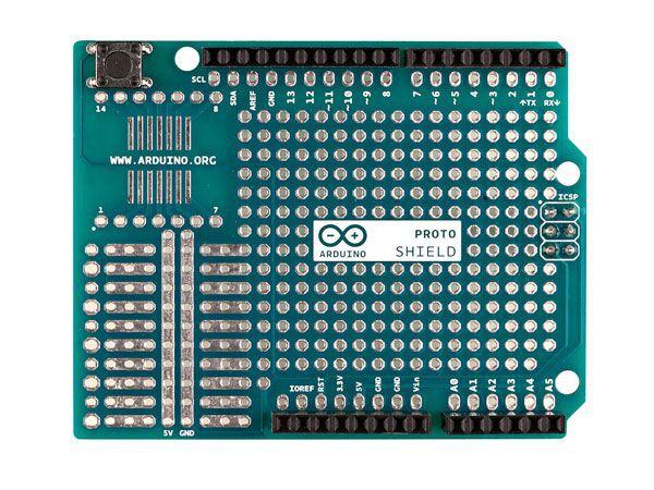 Arduino® Proto Shield Rev3 nicht assembliert