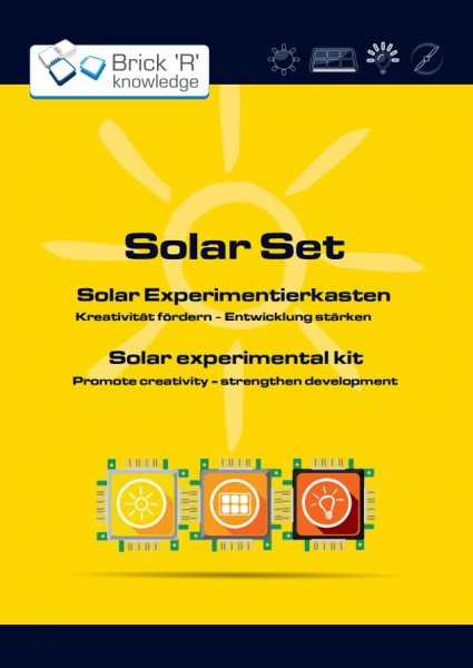 ALLNET Brick'R'knowledge Handbuch Solar Set ENG