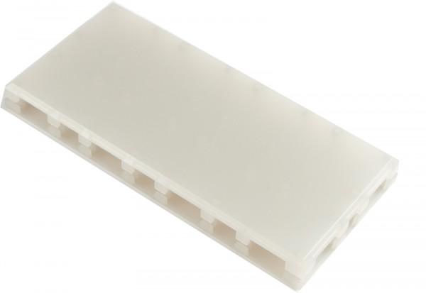 ALLNET Brick'R'knowledge Kunststoffschale 4x2 transparent oben und unten