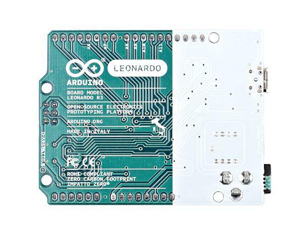 Arduino® Leonardo (with Headers)