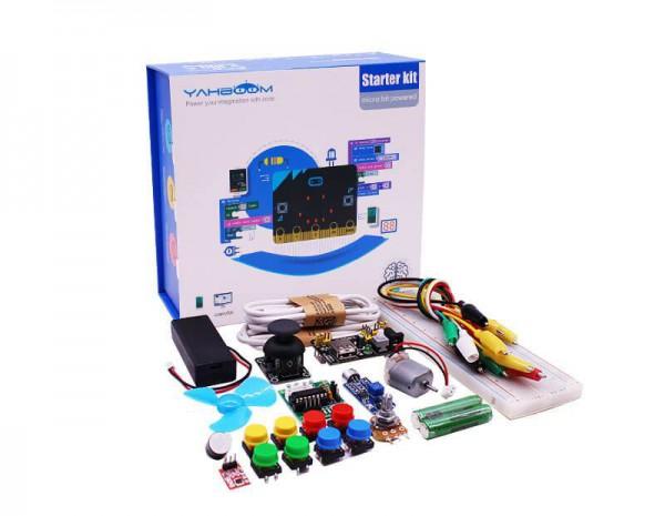 Yahboom micro:bit Starter Kit für micro:bit (ohne micro:bit Board)