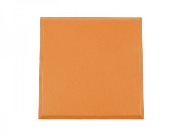 ALLNET Brick'R'knowledge Kunststoffschale 2x2 orange oben und unten 10er Pack