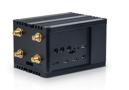 RAK Wireless LoRa RAK7244P LoRaWAN™ Gateway (with built-in PoE module)