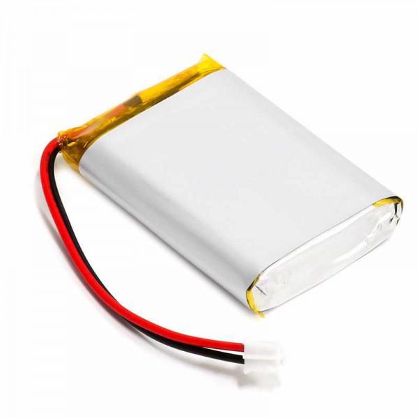 Makeblock Zubehör Akku für mBot-S & Arduino Nano MKR Serie / Wiederaufladbarer LiPo Akku 3,75V 1