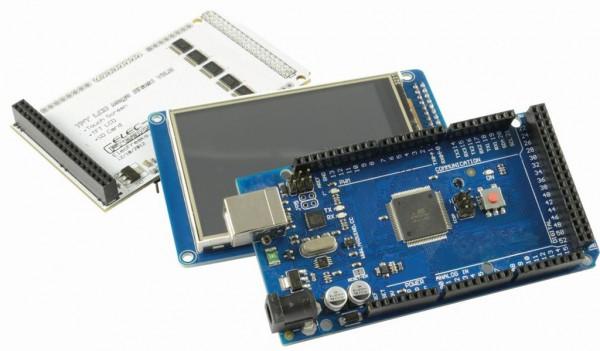 ALLNET 4duino Board Mega 2560 R3 Touch Screen Kit