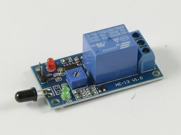 ALLNET 4duino Sensor Flammensensor mit Relais