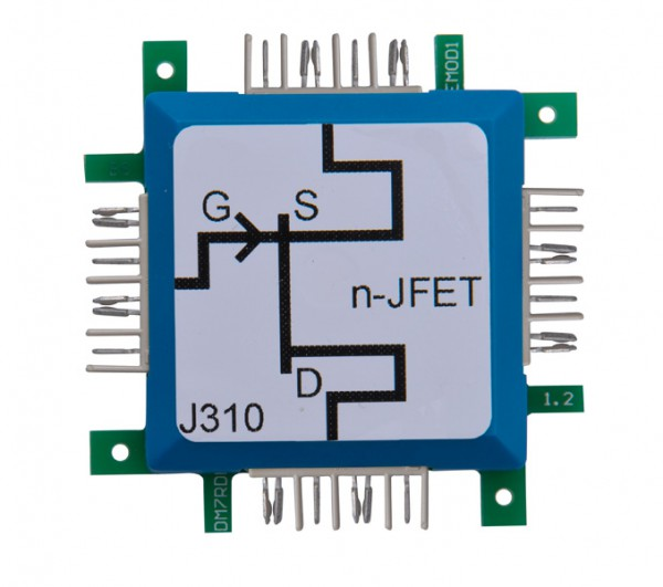 ALLNET Brick'R'knowledge Transistor n-JFET J310