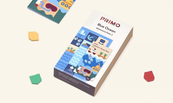 """Cubetto MINT Coding Abenteuer Paket """"Der blaue Ozean"""" ab 3 Jahren (Geeignet für Montessori) - Deutsc"""