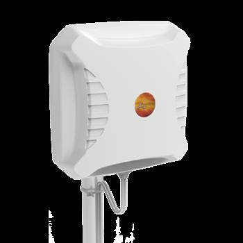Poynting Antennen 5G/LTE Antenne 11dbi Flat-MIMO SMA M 10m Kabel