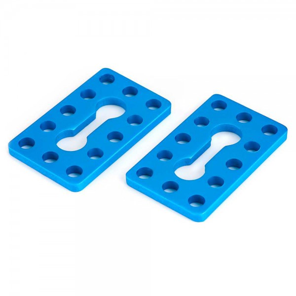 Makeblock-Plate 0324-040-Blue (Pair)