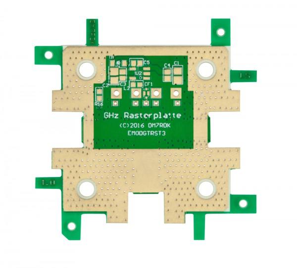 ALLNET Brick'R'knowledge Platine GHz EMODGTRST3