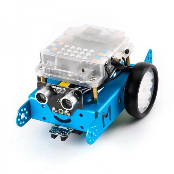 "Makeblock MINT Roboter ""mBot"" blau v1.1 (Bluetooth Version) ab 14 Jahren"