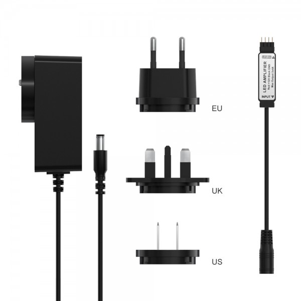 Sonoff Power Adapter & LED Signalverstärker KZ1202000 Coming Soon SEP,2020