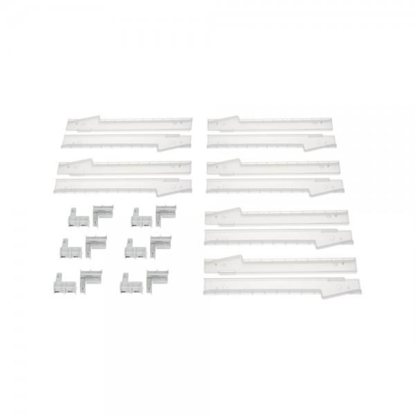 "Makeblock MakerSpace Kits ""Slide Guide Buckles Pack"" / Slide Führungen"