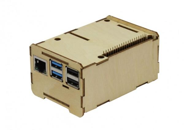 Rock Pi 4 zbh. Wood Eco Easy Case Developer