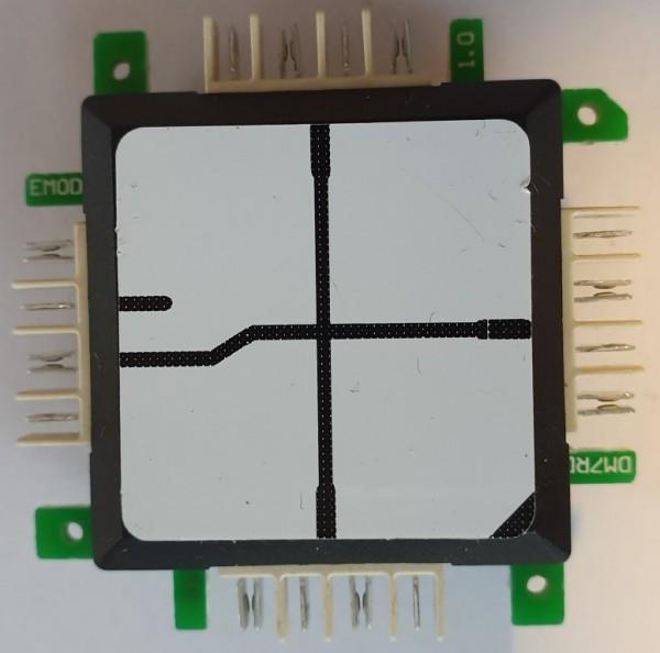 ALLNET Brick'R'knowledge Leitung als Kreuzung mit einfacher Trennung der Leitung