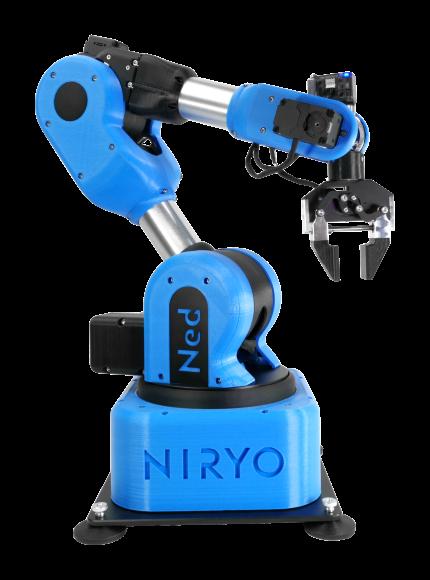 Niryo Ned - Programmierbarer interaktiver 6-Achsen-Roboter für Bildung und Forschung