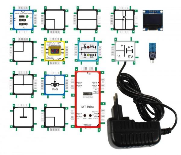 """ALLNET Brick'R'knowledge """"Internet of Things Set"""" IoT (Deutsch / German)"""