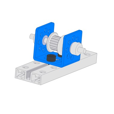 Makeblock-Bracket U1 (Pair)