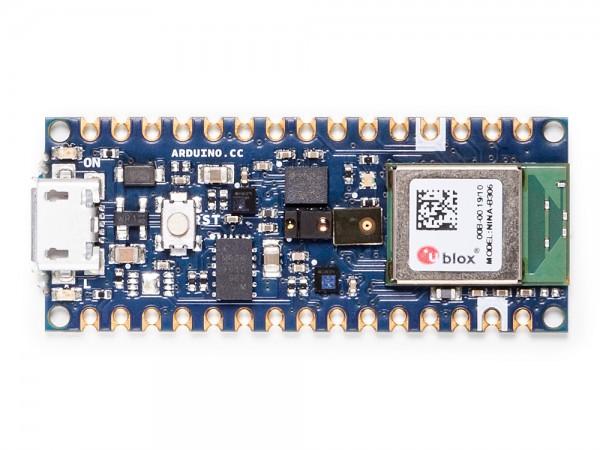 Arduino® Nano 33 BLE Sense