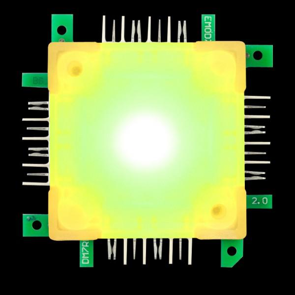 ALLNET Brick'R'knowledge LED Color Brick gelb