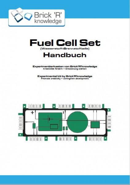 ALLNET Brick'R'knowledge Handbuch Fuel Cell Set; Wasserstoff-Brennstoffzelle