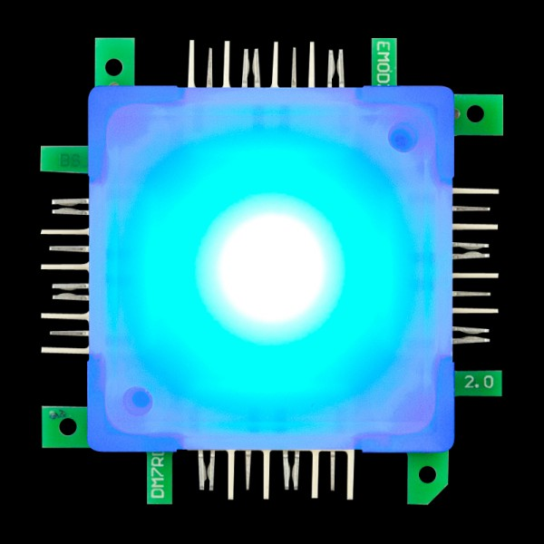 ALLNET Brick'R'knowledge LED Color Brick blau