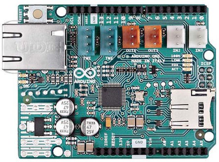 Arduino® Shield ETHERNET 2