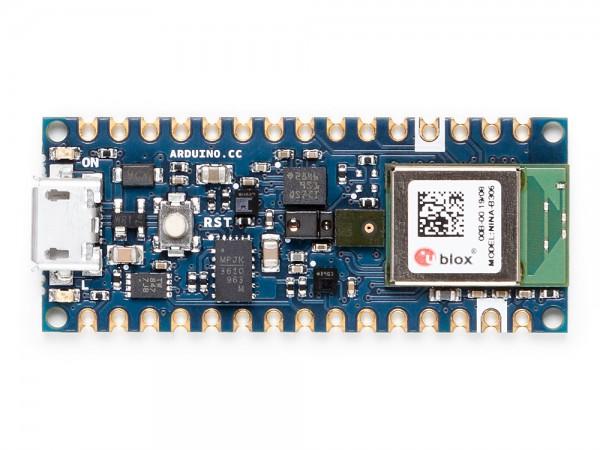 Arduino® Nano 33 BLE Sense with headers