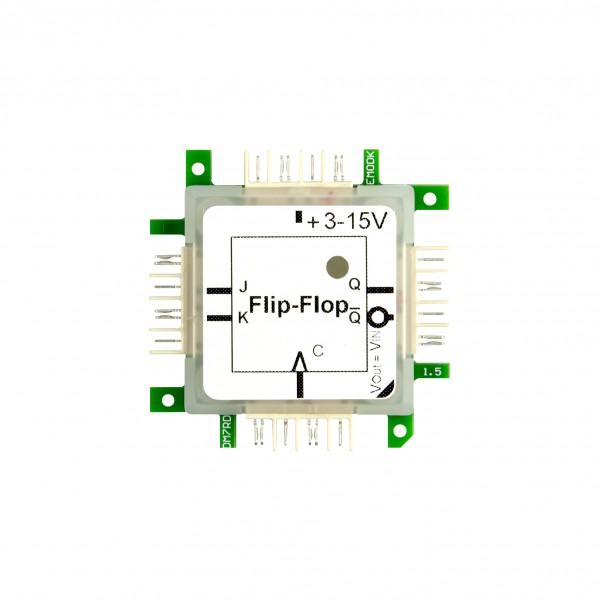 ALLNET Brick'R'knowledge Logik Flipflop CD4013