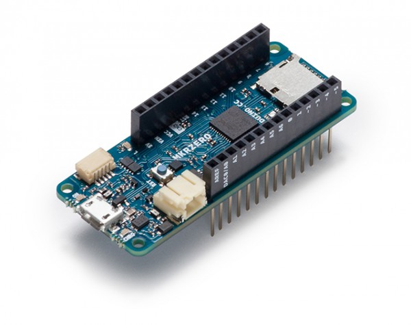 Arduino® Board MKR Zero (I2S Bus & SD für Sound, Musik & digitale Audiodaten)