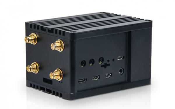 RAK Wireless RAK7244 LoRaWAN™ Developer Gateway Pi 4, RAK2245 Pi HAT
