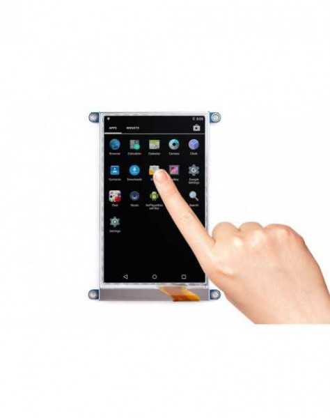 FriendlyELEC 4.3†inch capacitive touch HD LCD(S430)