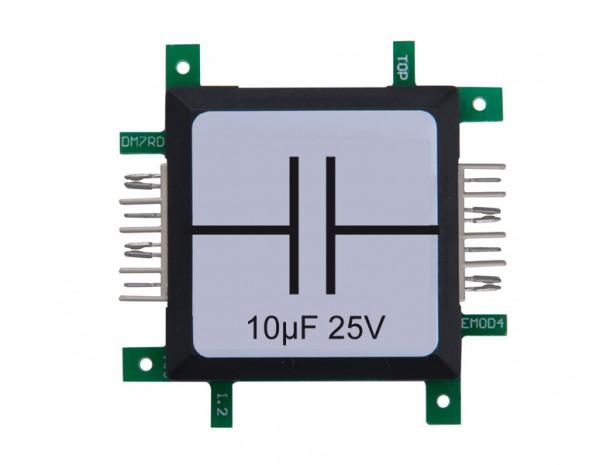 ALLNET Brick'R'knowledge Kondensator 10µF 25V
