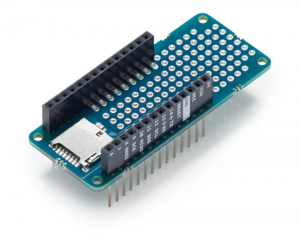 Arduino® Shield MKR SD Proto (SD Karte Slot & Prototyping)
